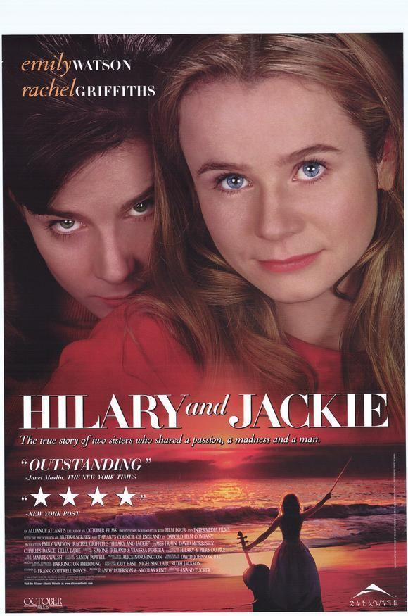 Hilary and Jackie Hilary and Jackie Movie Posters From Movie Poster Shop