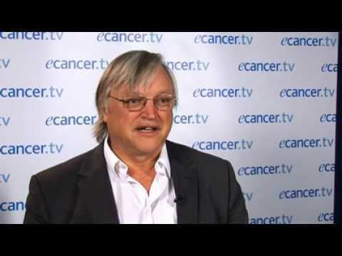 Hilary Calvert ASCO 2010 Professor Hilary Calvert discusses his work on PARP