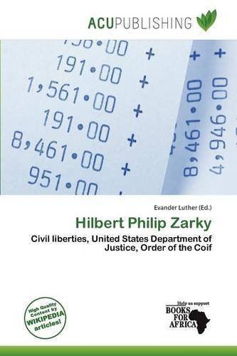Hilbert Philip Zarky Amazon Hilbert Philip Zarky Evander Luther Law