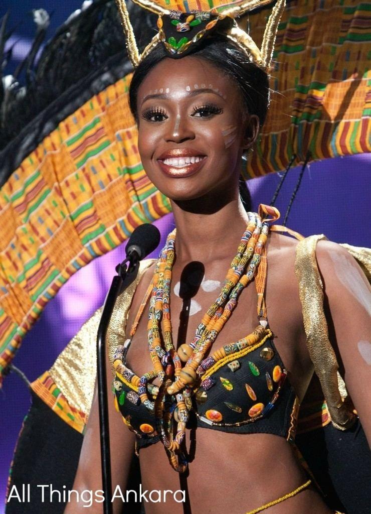 Hilda Akua Pageant Miss Nigeria Universe Debbie Collins Miss Ghana Universe