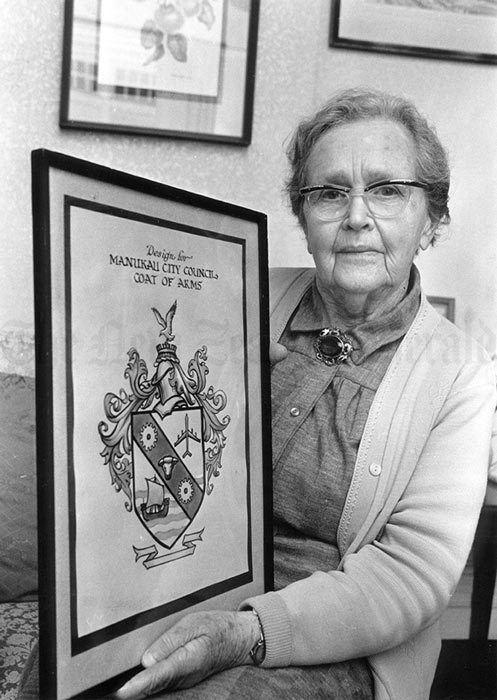 Hilda Alexandra Wiseman Wiseman Hilda Alexandra Hilda Alexandra Wiseman July 1980 Te