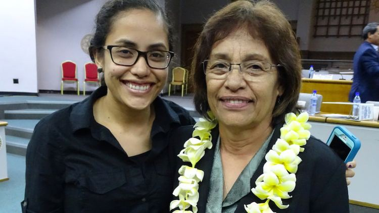 Hilda Heine A giant leap for women in Marshall Islands and the Pacific Asian