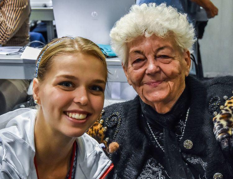 Hilda Múdra Nepela ju oslovoval teta Hilda Mdra sa dova devdesiatky