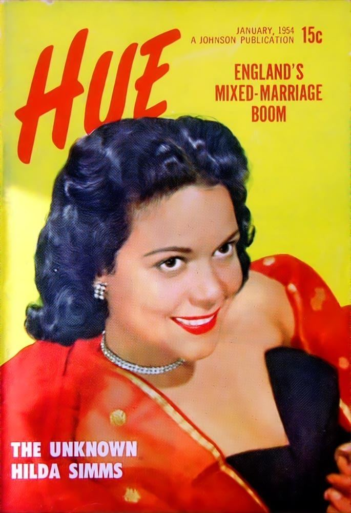 Hilda Simms Hilda Simms a popular actress best known for her