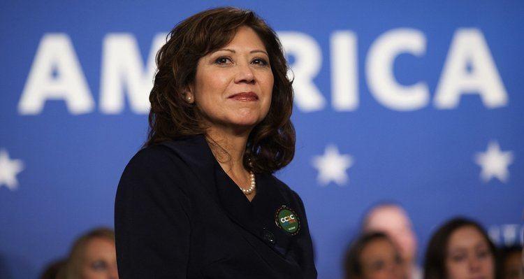 Hilda Solis Hilda Solis resigns as labor secretary Guardian Liberty