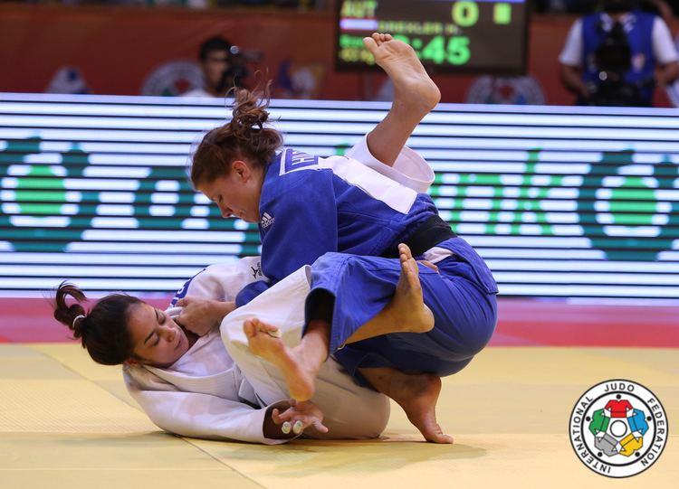 Hilde Drexler Hilde Drexler Judoka JudoInside