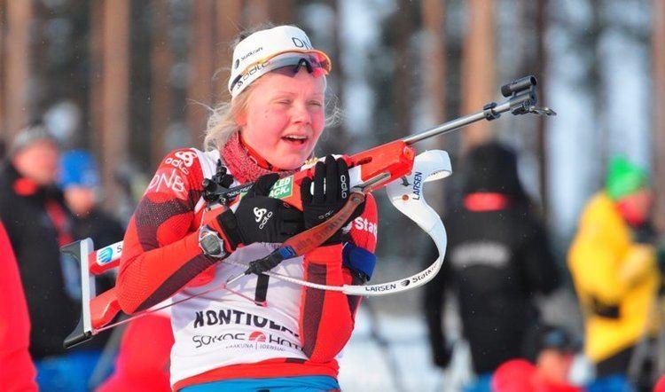 Hilde Fenne Hilde Fenne Norway Biathlon News International