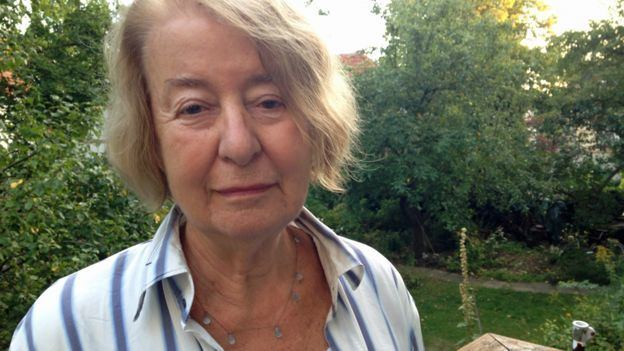 Hilde Schramm Speer39s daughter and the Syrian refugees BBC News