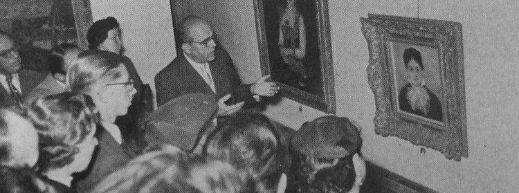 Hildebrand Gurlitt Hildebrand Gurlitt 1950s Essay About His History with Art