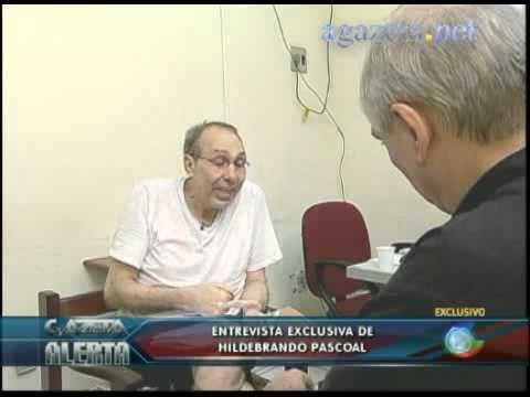 Hildebrando Pascoal Depoimento Exclusivo de Hildebrando Pascoal 2 parte YouTube