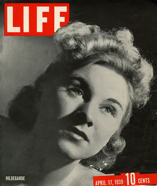 Hildegarde In the Spotlight quotTelevision Girlquot aka The