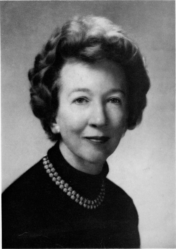 Hildegarde Dolson Lockridge