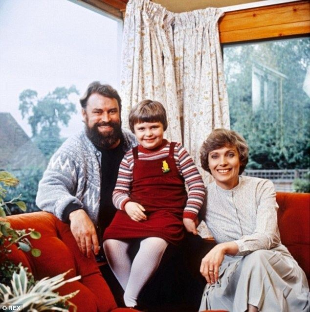 Hildegarde Neil The day my daughter cut me out of her life Brian Blessed