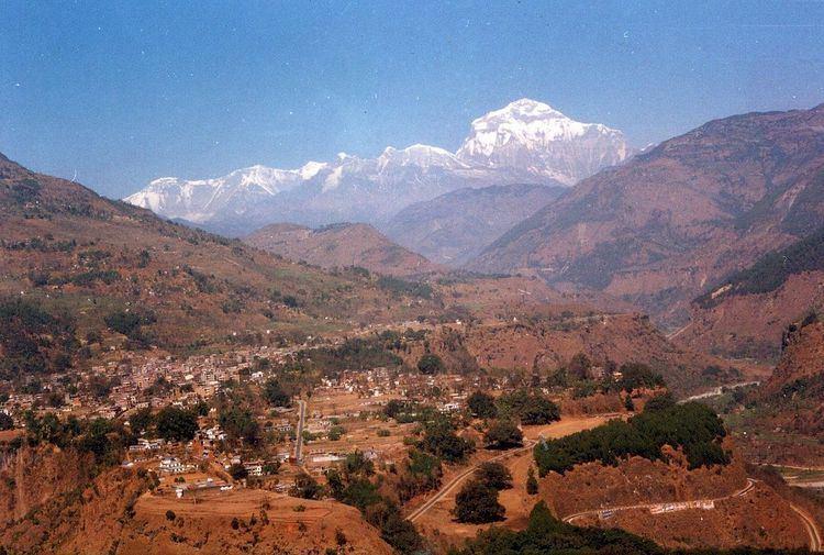 Hile, Dhaulagiri