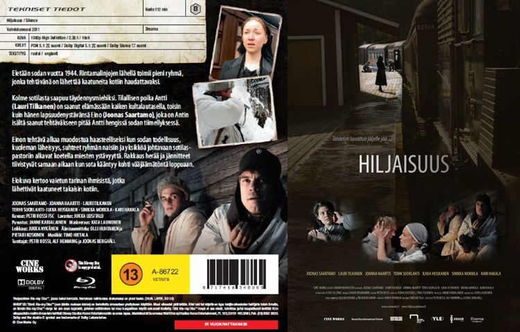 Hiljaisuus COVERSBOXSK Hiljaisuus high quality DVD Blueray Movie