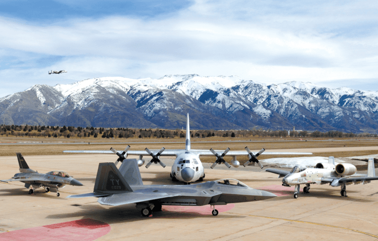 Hill Air Force Base v3marcoacommbgHill2png
