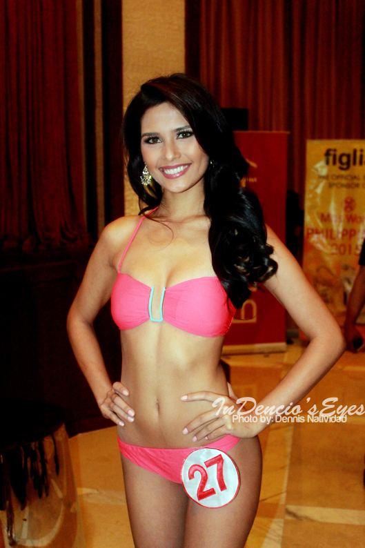 Hillarie Parungao Beauty Pageant In Dencio39s Eyes