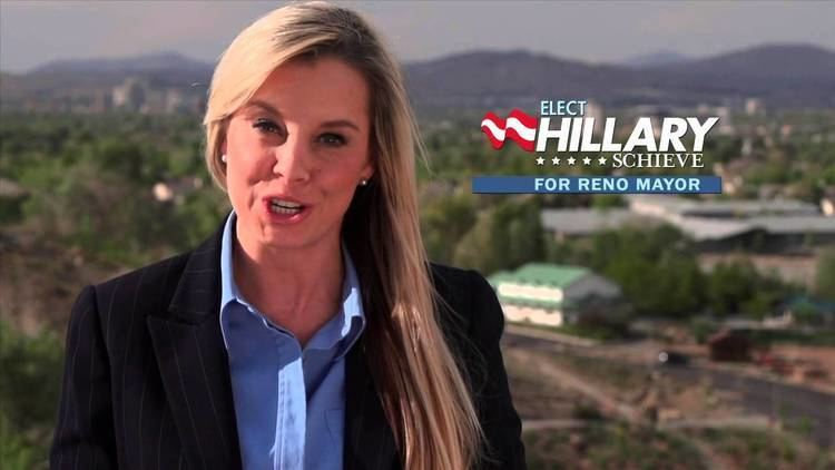Hillary Schieve Hillary Schieve for Reno Mayor 2014 in the community YouTube
