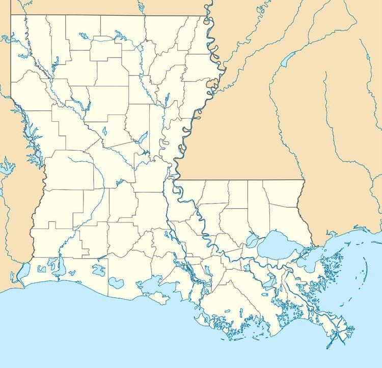 Hillaryville, Louisiana