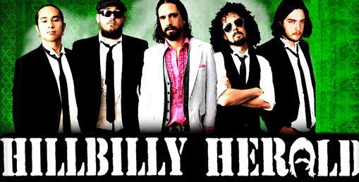 Hillbilly Herald HILLBILLY HERALD ReverbNation