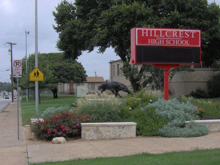 Hillcrest High School (Dallas)