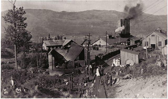 Hillcrest mine disaster Discover Crowsnest Heritage Hillcrest