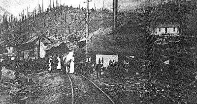 Hillcrest mine disaster Hillcrest Mine Disaster