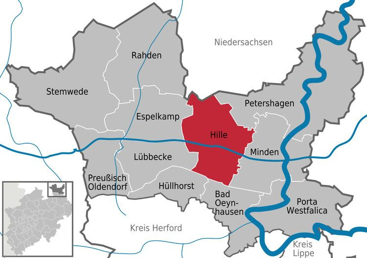 Hille, Germany