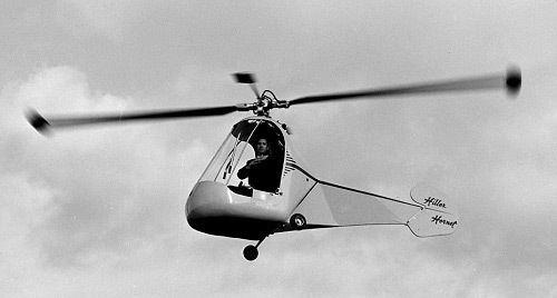 Hiller YH-32 Hornet wwwaviastarorgfotogalleryhillerhillerhornet