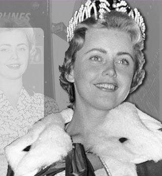 Hillevi Rombin Previous Winners 1955 Hillevi Rombin Miss Sweden