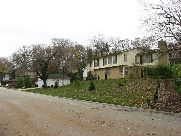 Hills and Dales Historic District