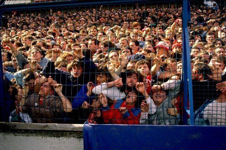 Hillsborough disaster Hillsborough Stadium Disaster Verdict Faults Police for Fans