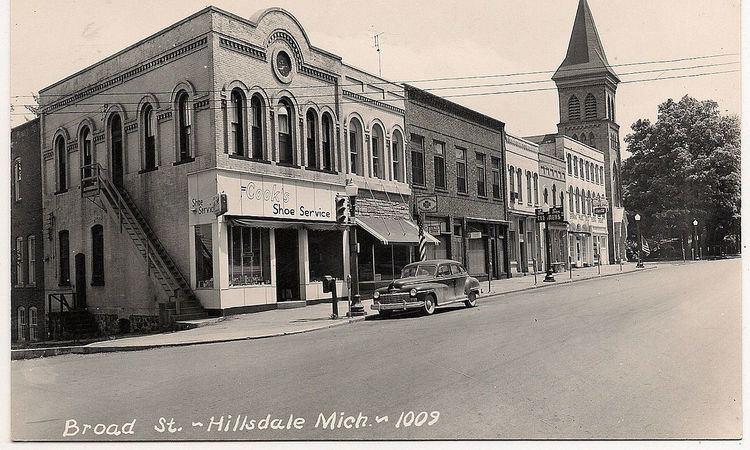 Hillsdale Downtown Historic District