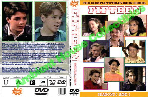 Hillside (TV series) Fifteen Complete TV series on DVD Nickelodeon