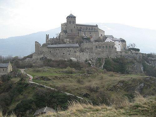 Hilltop castle Sion Hilltop Castle Ricky Egeland Flickr