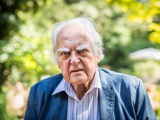 Hilmar Hoffmann Kulturpolitik Hilmar Hoffmann wird 90 Kultur
