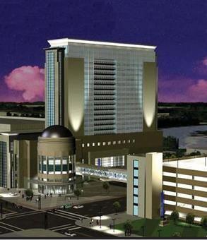 Hilton Hotel Convention Center (Shreveport)