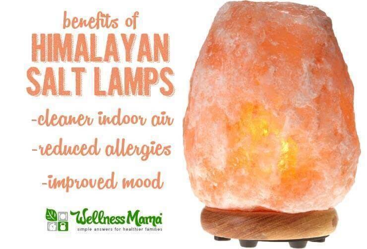 Himalayan salt Himalayan Salt Lamps 4 Important Benefits For Your Home