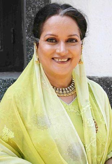 Himani Shivpuri Himani Shivpuri TV Actress India Callingjpg