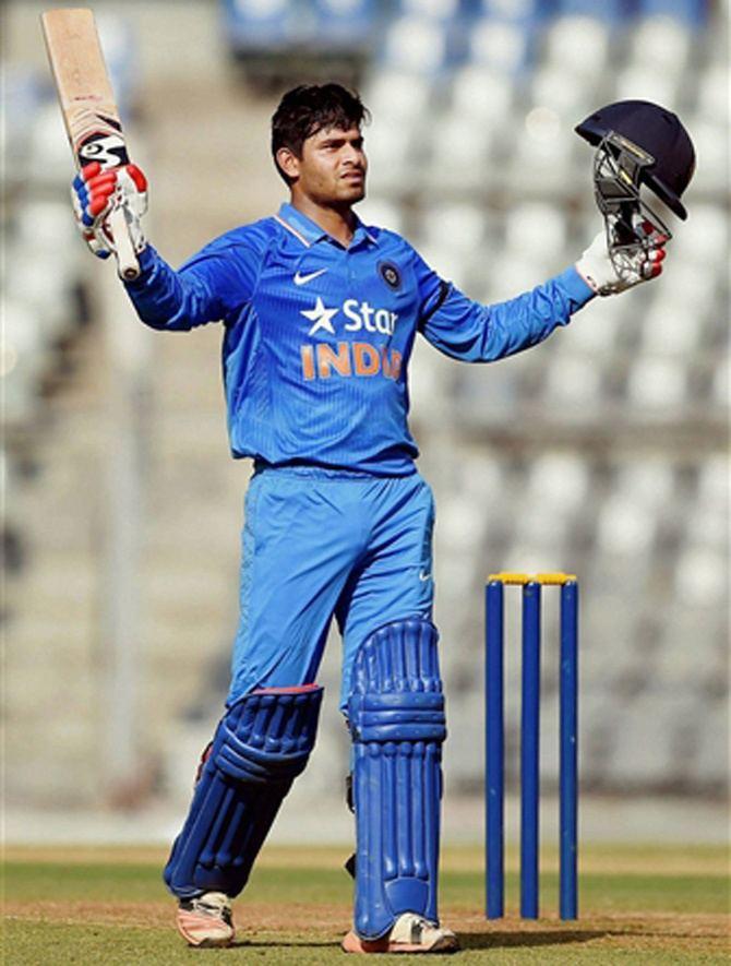 Himanshu Rana India U19 lose first ODI despite Himanshu Rana ton vs England