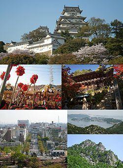 Himeji, Hyōgo httpsuploadwikimediaorgwikipediacommonsthu