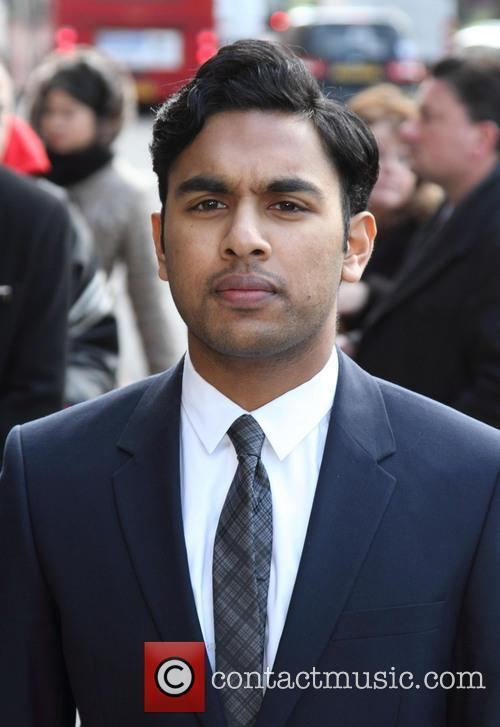 Himesh Patel Himesh Patel The TRIC Awards 2013 3 Pictures