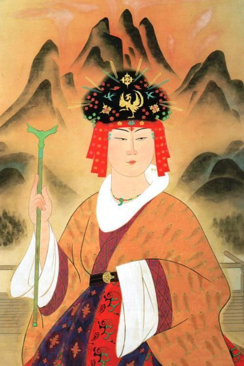 Himiko Queen Himiko and the mystery of Yamataikoku Heritage of Japan