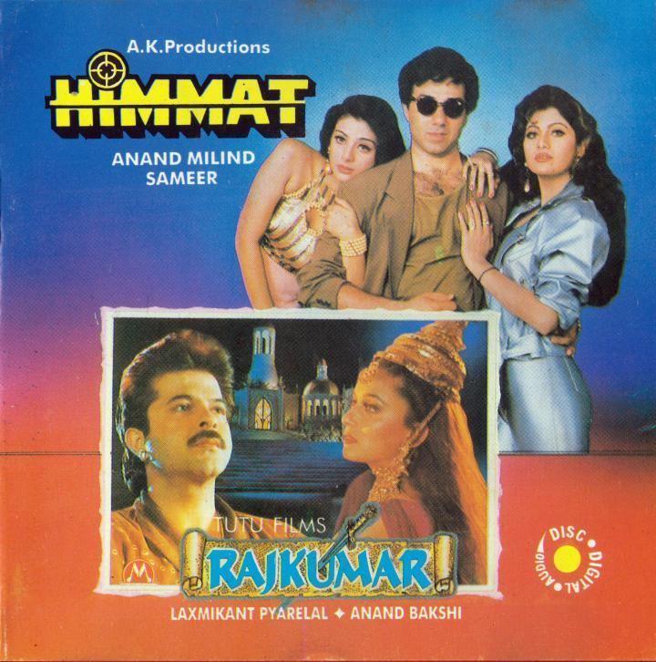 Himmat 1996MP3VBR320Kbps Bollywood Songs Pinterest