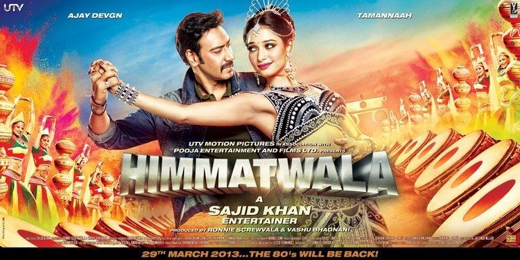 Bollywood Queens It takes a himmatwala to say this about Himmatwala