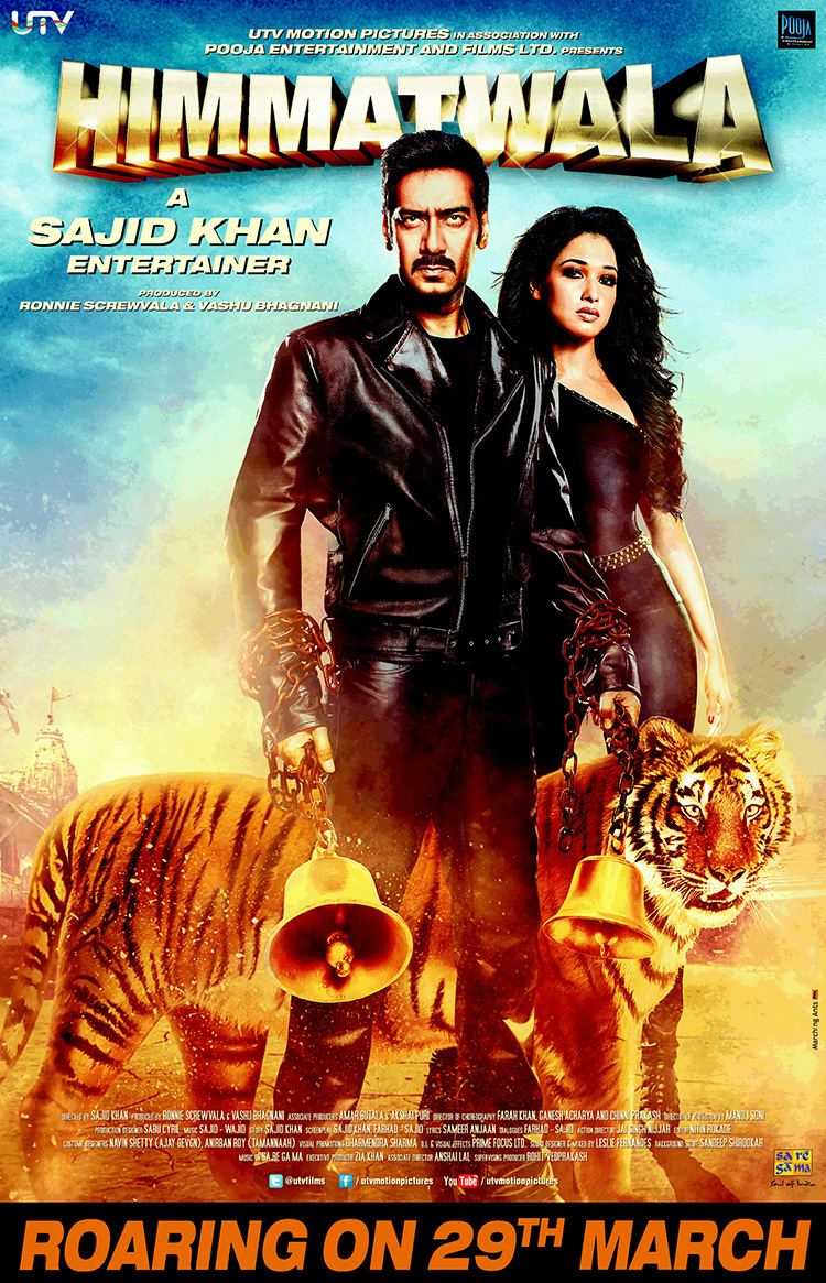 Himmatwala 2013 Full Movie Watch Online Free Hindilinks4uto