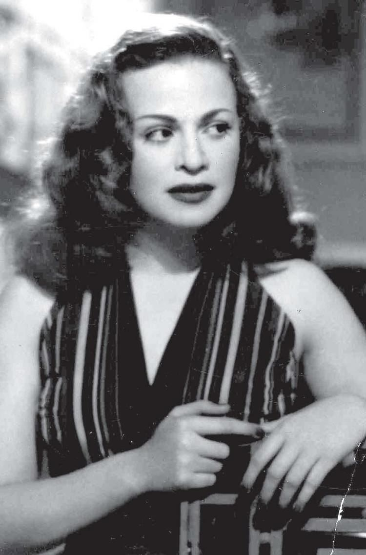 Hind Rostom Picture of Hind Rostom