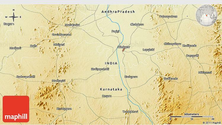 Hindupur Beautiful Landscapes of Hindupur