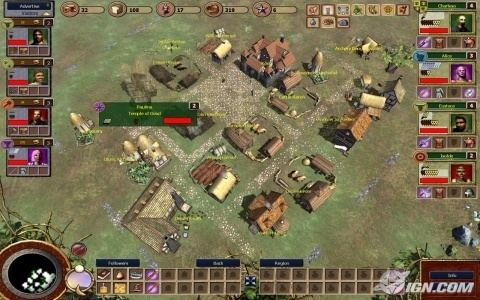 Hinterland (video game) Hinterland Orc Lords Review IGN
