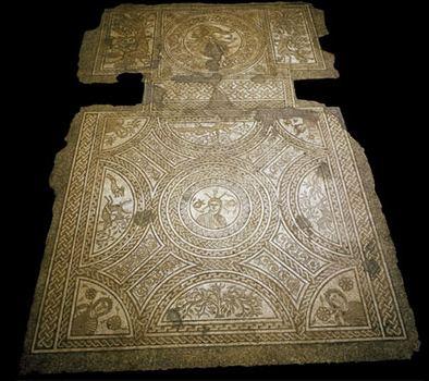 Hinton St Mary Mosaic The tragic destruction of the Hinton St Mary Mosaic